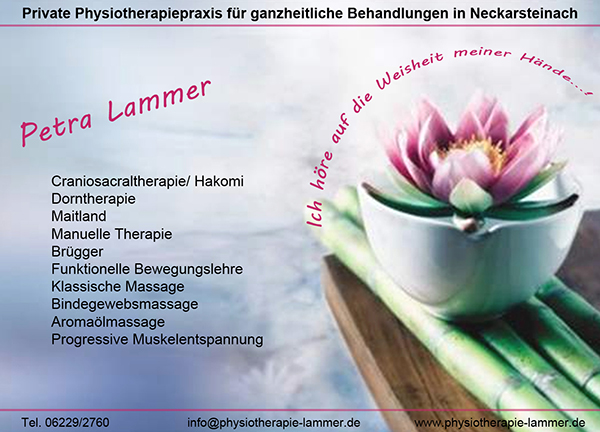 Lammer Physiotherapiepraxis